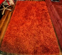 red and white area rug Montréal, H3T 1J8