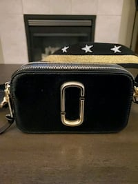 MARC BY MARC JACOBS SNAPSHOT SMALL CAMERA BAG