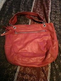 Large  Fossil red leather purse Cookeville, 38501