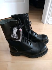 Steeltoe Leather Boots by Underground UK6 EU40 Vaughan, L4H 3B2