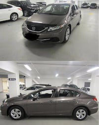 Honda - Civic - 2013 like new Mississauga, L5M 5P5