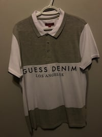 GUESS POLO SHIRT BRAND NEW Ajax, L1S 7L6