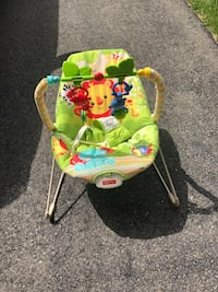Fisher Price Rain Forest Bouncy Seat Ashburn, 20148