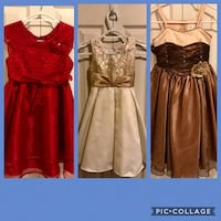 Girls Holiday dresses - RED DRESS SOLD Edmonton, T6W 1X7
