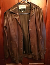 Brown Leather Jacket size 8 Macungie, 18062