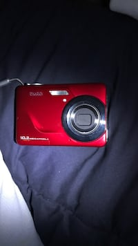 Red nikon coolpix point-and-shoot camera McAllen, 78504