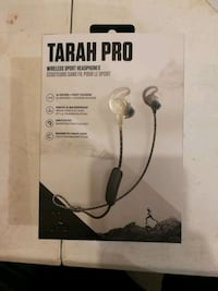 Jaybird Tarah Pro wireless earphones