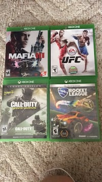 xbox one video games Manitowoc, 54220