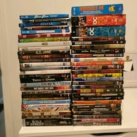 DVD Collection  Mississauga, L5L 2M9