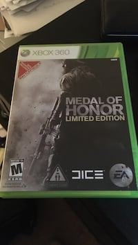 Xbox 360 Medal of Honor Limited Edition  Rochester, 14620