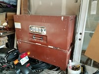red Jobox tool cabinet Manassas