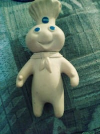 1971 Pillsbury doughboy rubber figure San Antonio, 78212