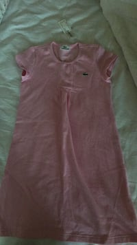 Pink Lacoste pink girls dress  Alexandria, 22304