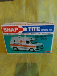 1976 snap tite emergency van model Hedgesville, 25427