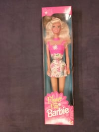 Flower Fun Barbie Jamestown, 38556
