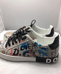 Dolce and gabbana fashion sneakers  Los Angeles, 91367
