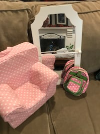 Pottery Barn doll set  Annandale, 22003