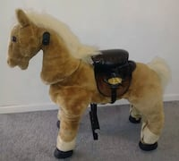 Little Tikes Giddy Up N Go Pony Riding Horse, Large  Dumfries, 22025