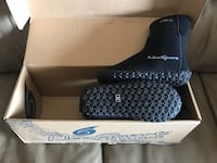 New!! Neosport neoprene wetsuit water boots. St Thomas, N5R 6M6