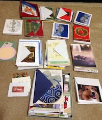 Christmas & Greeting Cards, Brand New with envelopes!