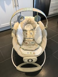 Bright Starts automatic bouncer Vancouver, V5W 3C7
