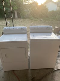 Dryer and washer  West Valley City, 84120