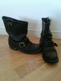 Frye engineer boots size 6 Mississauga, L5N
