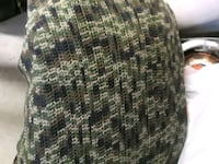 Camo Knitted Blanket  Hopewell, 23860