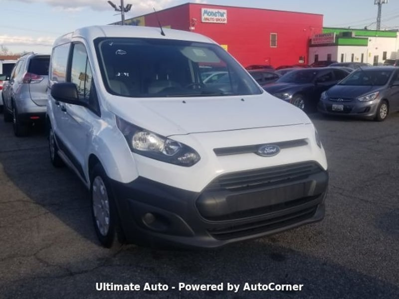 Ford Transit Connect 2017 11