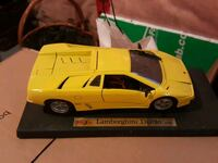 yellow and black coupe die-cast model box Vaughan, L4H 0H3