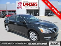 2014 Nissan Altima 2.5 S Rogers, 72758