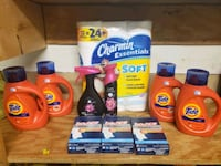 Tide bundle $30 FIRM 3 SCENTS AVAILABLE