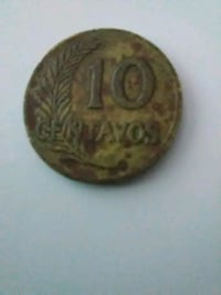 Old coin 10 cents Bakersfield, 93313