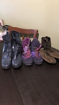 Woman's winter boots size 9