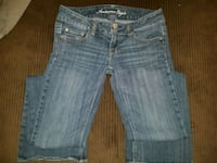 American eagle 15$ and warehouse one Jean's $10 West Kelowna, V4T 2C9