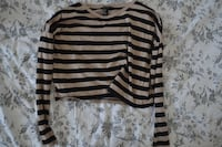 Damen Forever21 Crop-Top Oberteil Shirt München