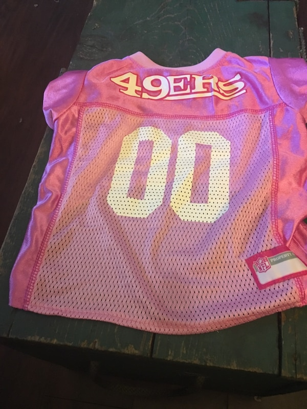 Used NFL 49er doggie jersey for sale in Fremont - letgo e2c914755