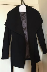 Black Wool Trench Rw&Co Mississauga, L4T 2W9