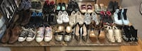 Women's shoes size is 8 to 9, a total of 24 pairs for only $100 Portland, 97219