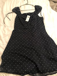 Abercrombie and Fitch polka dot dress  Bakersfield, 93307