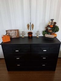 Solid Wood Dresser-Great for Storage