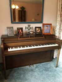"""Upright Piano -- """"Fayette S.Cable"""""""