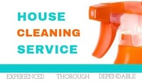 House cleaning Edmond