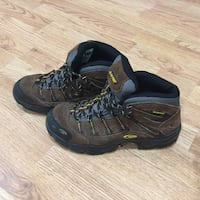Hi-Tec Men's waterproof Hiking Boots, size 8 27 km