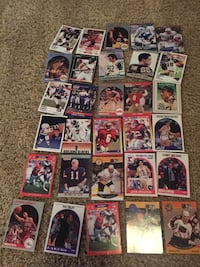 Valuable sports cards New Boston, 48164