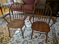 Teak Table and 4 Chairs Annandale, 22003
