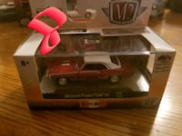 red and white new diecast car  Bel Air, 21014
