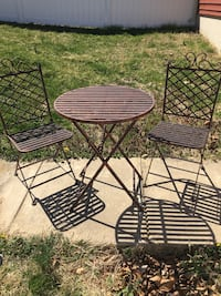 Two Person Patio Dining Set Dumfries
