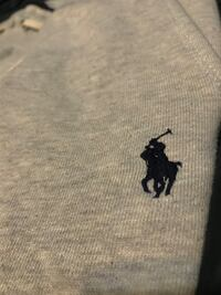 Grey polo Ralph Lauren Sweats/joggers size L/large London, N5W 4M9