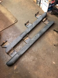 Running boards for Ford escape